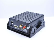 4 Channel GPS WiFi 4G Video Recording 1080p AHD Mobile DVR System SD Card & HDD